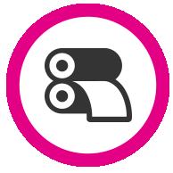impresión digital offset
